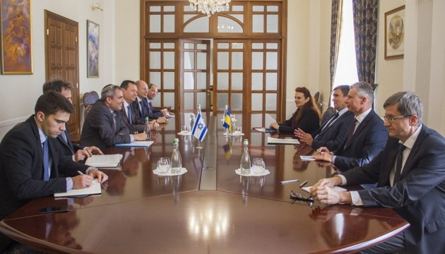 Угоду про вільну торгівлю з Ізраїлем можуть підписати до кінця року - МЗС