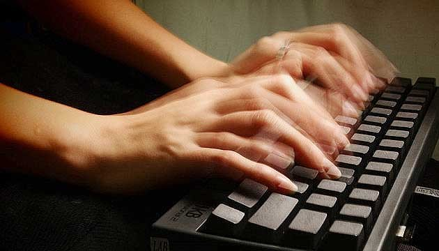 Як навчитись швидко друкувати