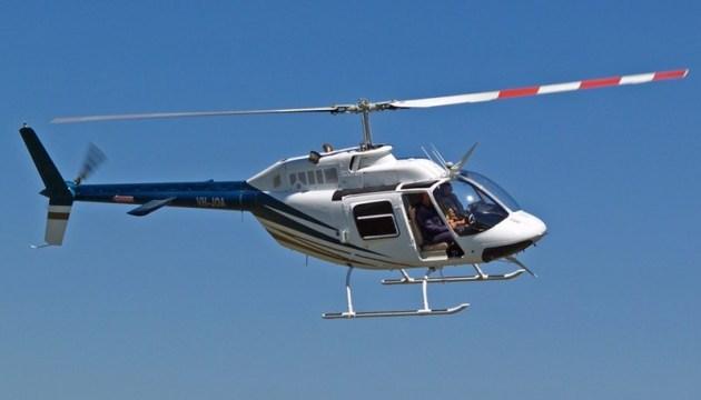 В Австралии разбился пожарный вертолет, пилот погиб