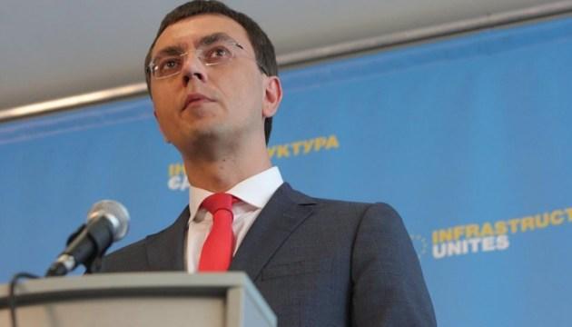 Narodnyj Front nennt Vorwurf gegen Minister Omeljan politisch motiviert
