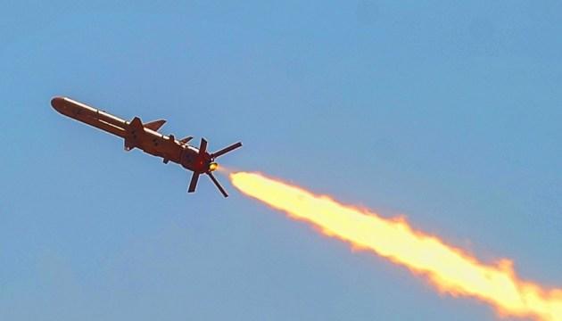 Запуск української крилатої ракети пройшов успішно - Порошенко