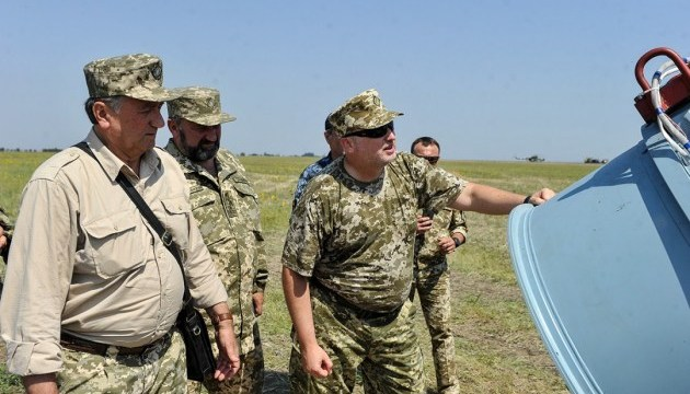 UAH 200 bln to be allocated for Ukraine's security and defense sector next year