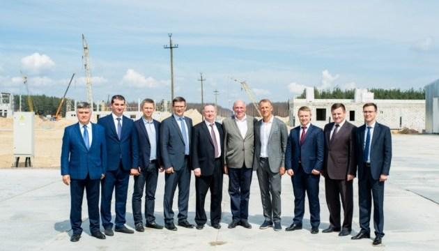 Строительство хранилища ядерного топлива разовьет Киевский регион - Энергоатом