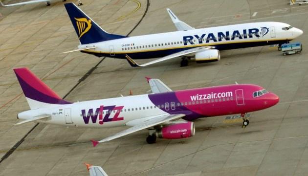 Греція дозволила Wizz Air і Ryanair літати в Україну