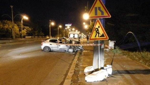 Таксиста, который под наркотиками устроил смертельное ДТП в Киеве, арестовали