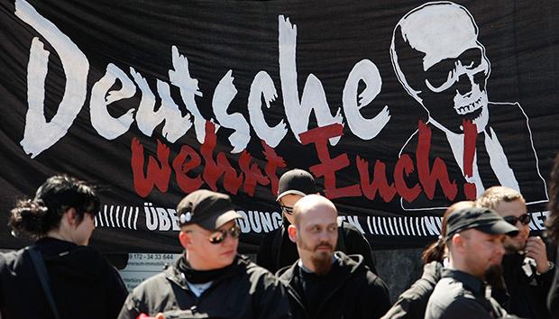 У Німеччині підрахували екстремістів