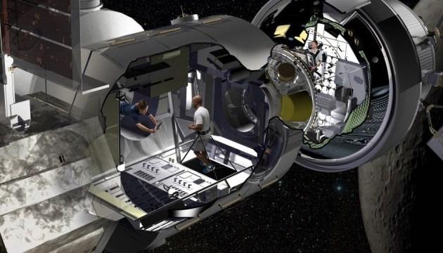 Lockheed Martin показал жилой модуль для космических экспедиций