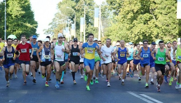 В Харькове начался марафон, посвященный 27-летию Независимости
