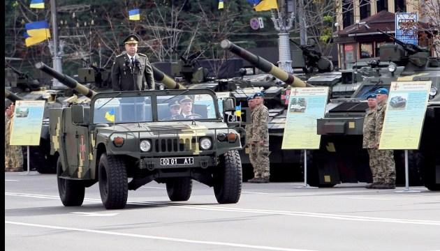 Полторак: В параде ко Дню Независимости примут участие 18 иностранных делегаций