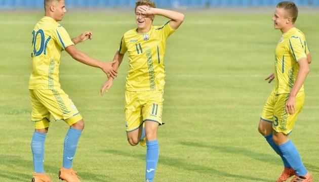 Сборная Украины U-17 победила на Мемориале Банникова