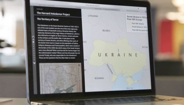 У Гарварді завдяки цифровим мапам довели штучність Голодомору в Україні