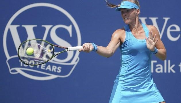 Голландка Бертенс виграла тенісний турнір в Цинциннаті