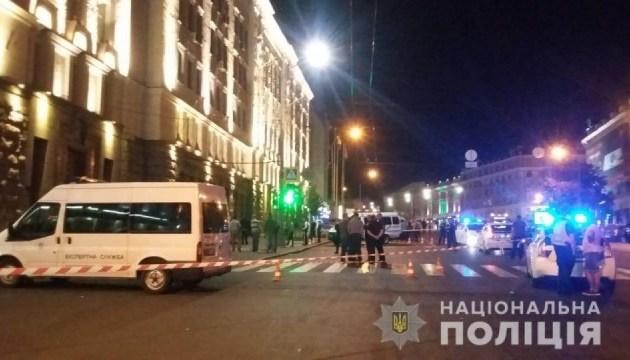 Стрельба у мэрии Харькова: полиция дала описание нападавшего