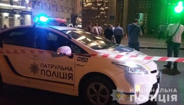 Стрілянина під мерією Харкова: слідство розглядає три версії