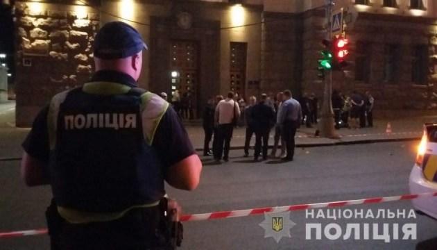 Стрілянина біля мерії Харкова: поліція розповіла подробиці