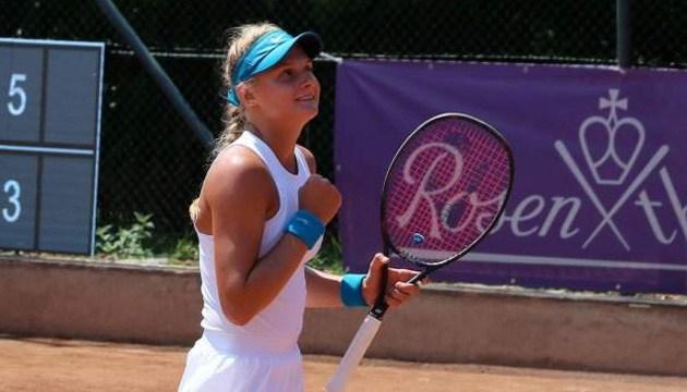 Теннис: Ястремская пробилась в основную сетку турнира WTA Premier в США