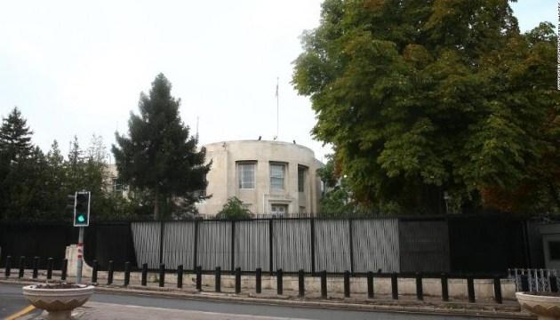 Неизвестные обстреляли посольство США в Турции - СМИ