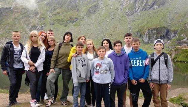 Мэрия румынского города организовала каникулы для детей с Донбасса