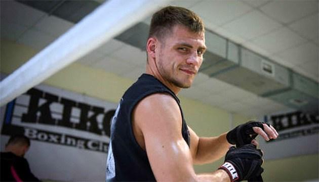 Украинский боксер Беринчик примет участие в шоу