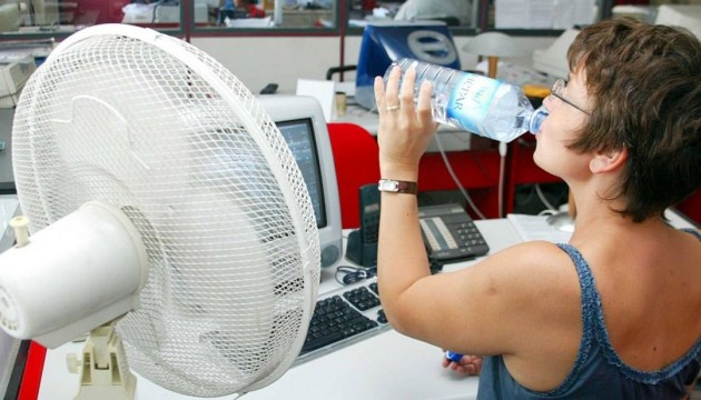 """Синоптики обіцяють """"гарячий"""" робочий тиждень"""