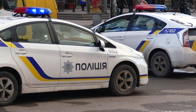 В Киеве сегодня произошло уже три ДТП с участием патрульных авто