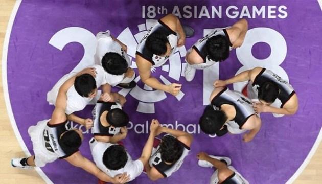 Баскетбол: 4 гравці збірної Японії зі скандалом залишили Азійські ігри