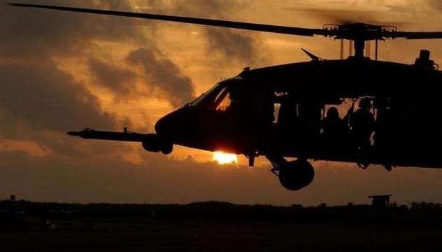 В Ираке разбился вертолет коалиции