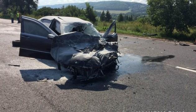 Пьяное ДТП на Львовщине: пассажир Mercedes скончался в больнице