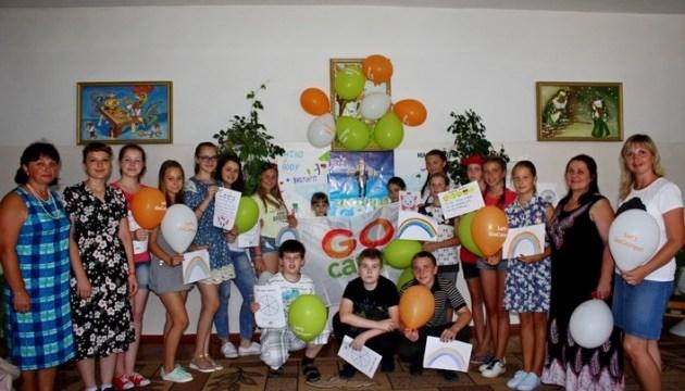 В школах Житомирщины работали более 500 языковых лагерей