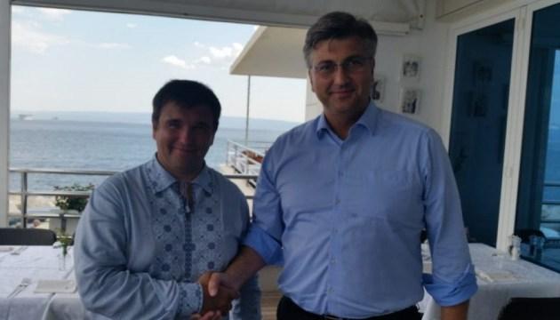Хорватия поддерживает интеграцию Украины в ЕС и НАТО