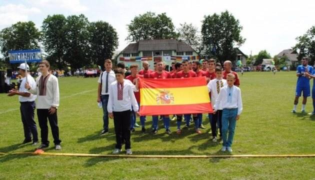 В Україні стартував чемпіонат світу з футболу серед діаспорних команд