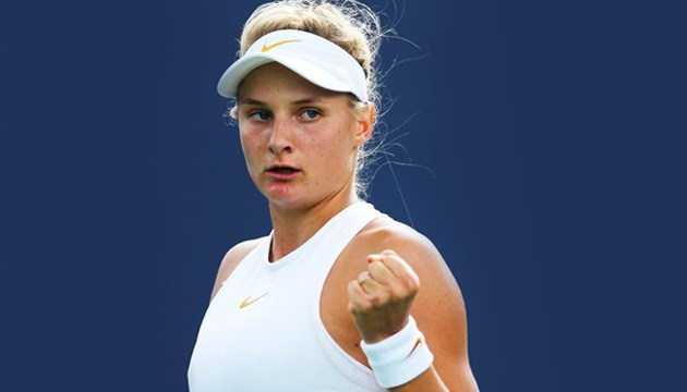 Даяна Ястремская: Моя цель – попасть в топ-50 рейтинга WTA
