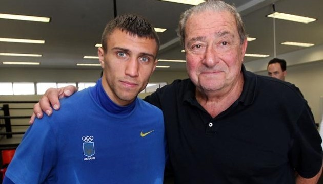 Бокс: Арум хочет провести поединок Ломаченко - Гарсия весной следующего года