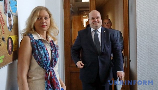 Відносини зі США вперше вийшли на рівень стратегічного партнерства - Чалий