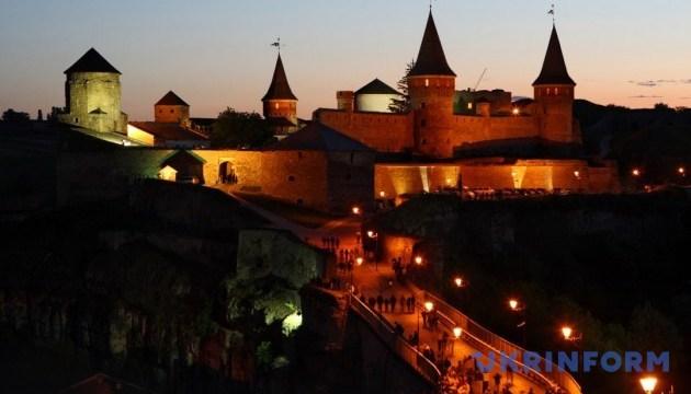 В праздничные дни замок в Каменец-Подольском будет работать дольше
