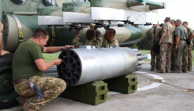 Ukraine tests new missile Oskol