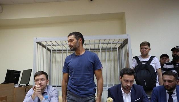 Суд відхилив апеляцію на 20-мільйонну заставу для Тамразова