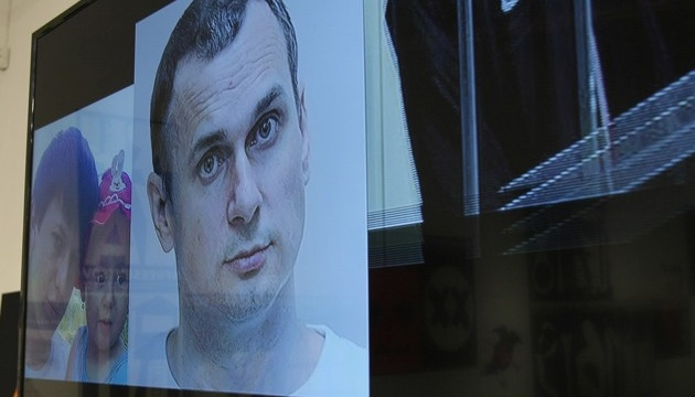 Prague congratulates Sentsov on winning Sakharov Prize, reminds of dozens of Ukrainians jailed in Russia