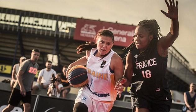 Баскетбол 3х3: женские сборные Украины начали тренировочный сбор