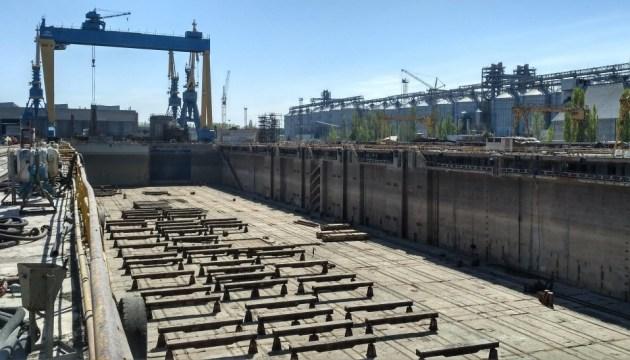 Николаевский судостроительный выставили на продажу за 1,8 миллиарда