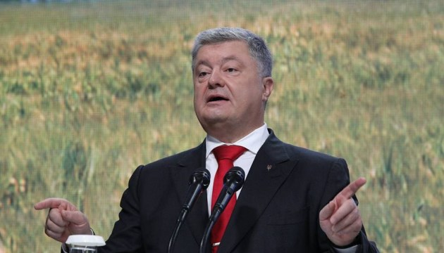 Ministry for Veterans Affairs should mostly consist of combatants – Poroshenko