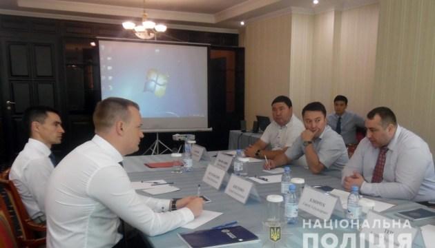 Україна посилить взаємодію з Казахстаном у боротьбі з наркотрафіком