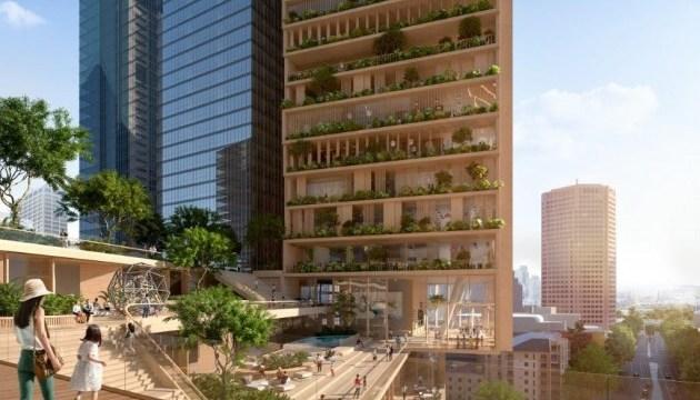 Самый высокий небоскреб Австралии могут построить в Мельбурне