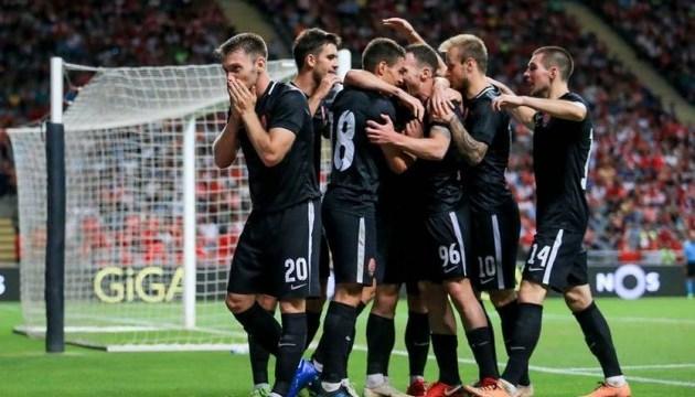 Букмекери зробили прогноз на матч Зоря - Лейпциг