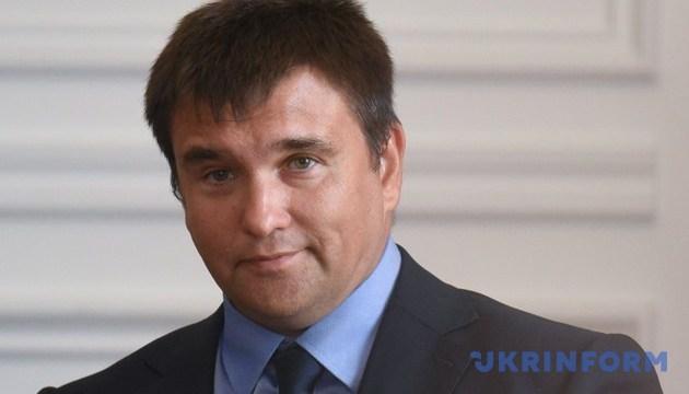 Klimkin: Kyiv planteará la cuestión de provocaciones de Rusia en el mar de Azov en la Asamblea General de la ONU