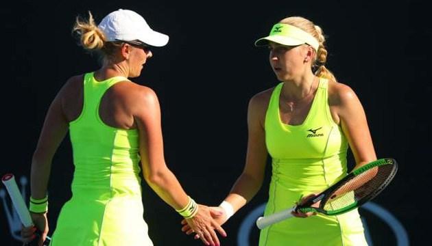 Сестры Киченок сыграют в 1/4 финала парного турнира WTA Premier в Нью-Хэйвене