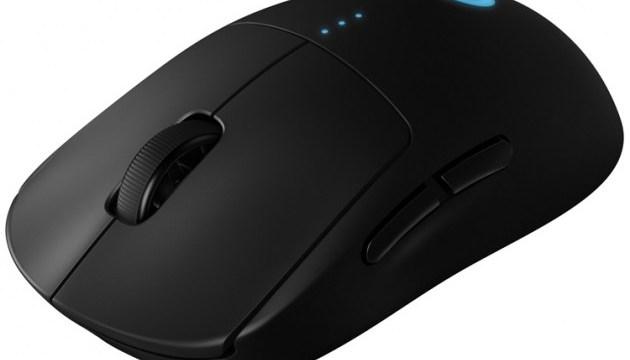 Logitech анонсировала беспроводную мышку весом 80 граммов
