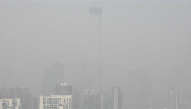 В Ірані рівень забруднення повітря перевищив норму майже в 40 разів - ЗМІ
