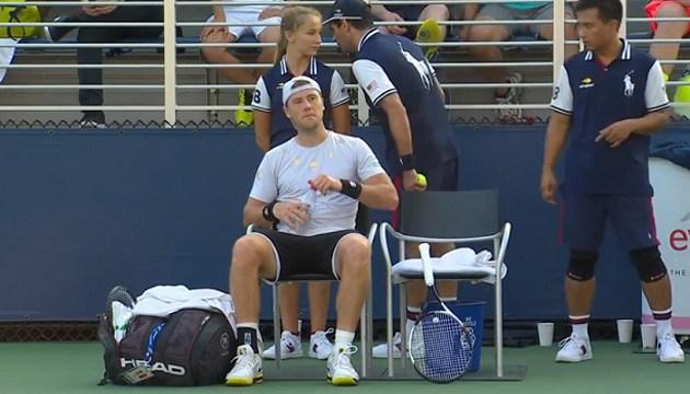 US Open: Ілля Марченко програв на старті кваліфікації