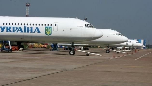 Большинству гражданских самолетов Украины более 20 лет